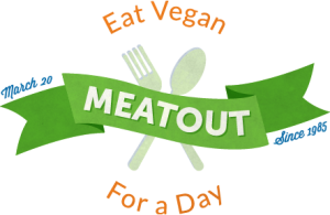meat out,logo