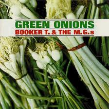 green onions cover album