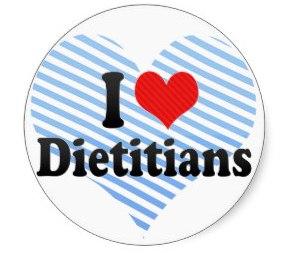 i love dietitians