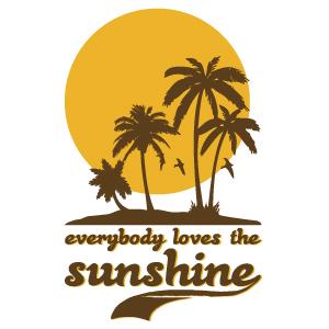 sunshine, everybody loves