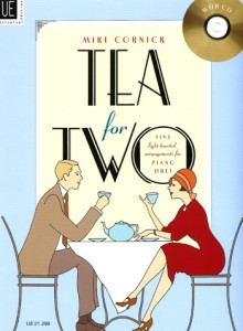 tea for two man woman